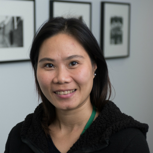 Phuong Thi Ly Nguyen, PhD student in Finance