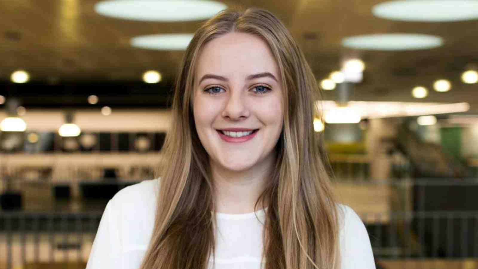Congratulations To Bcom Student Sarah Postlethwaite Who Will Be Competing In An International Case Compeion