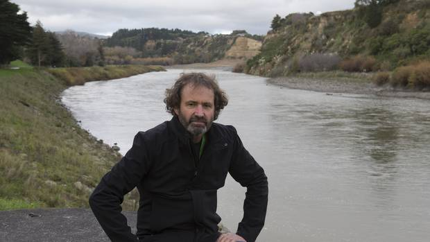 Water crusader Mike Joy wading into NZ's freshwater woes in new role