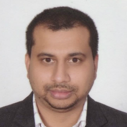 A profile image of PhD student Prem Khanal.