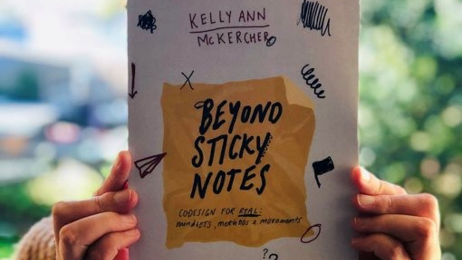 beyond sticky notes book cover