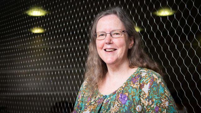 Associate Professor Mary Tate