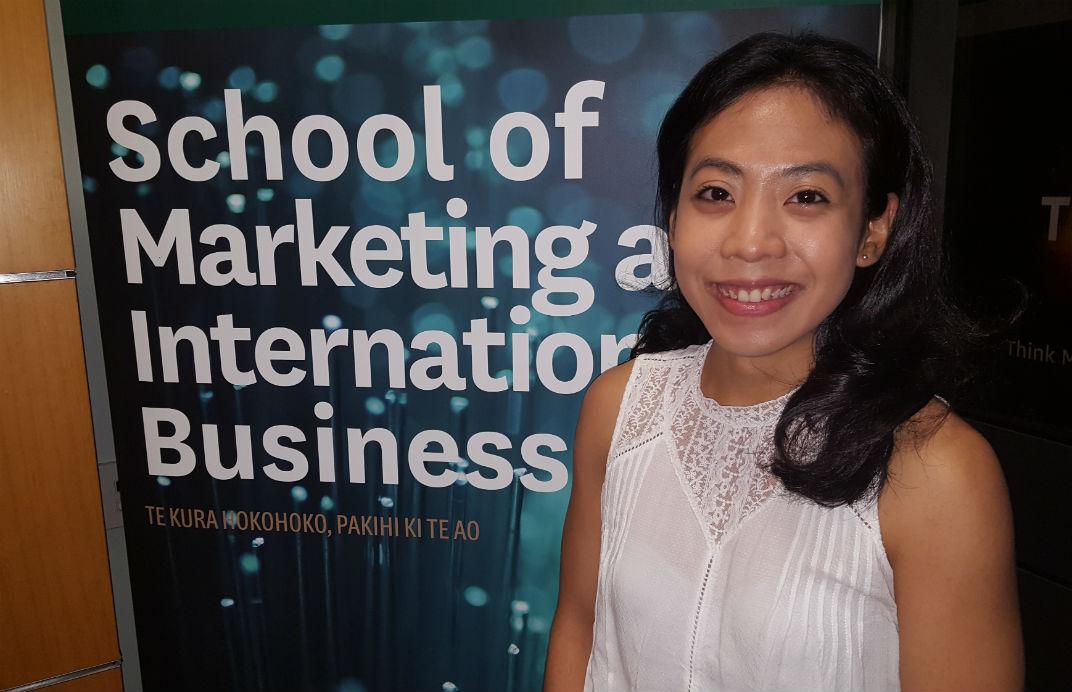 A profile image of  PhD graduate, Dr Yuanindita Ingardya.