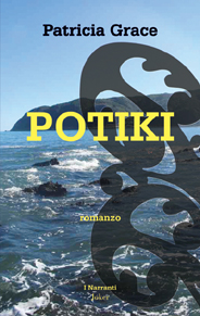 The cover of the Italian edition of Potiki.