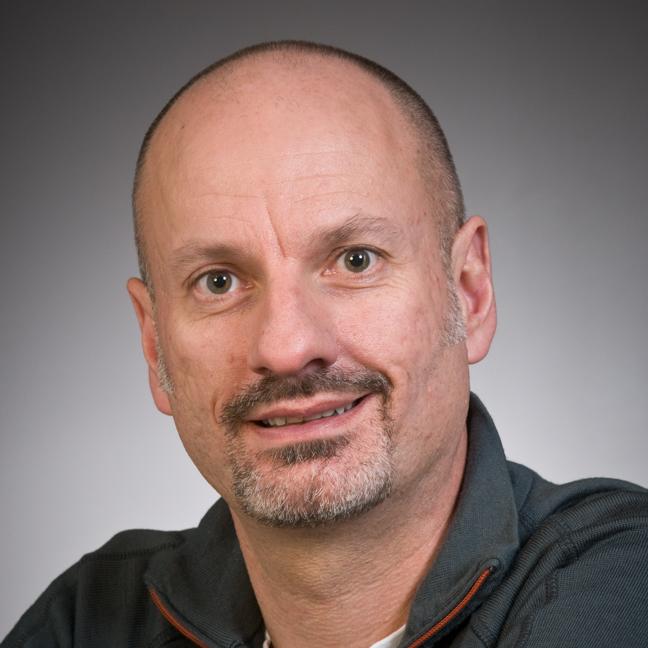 Prof Ian Hermans profile-picture photograph