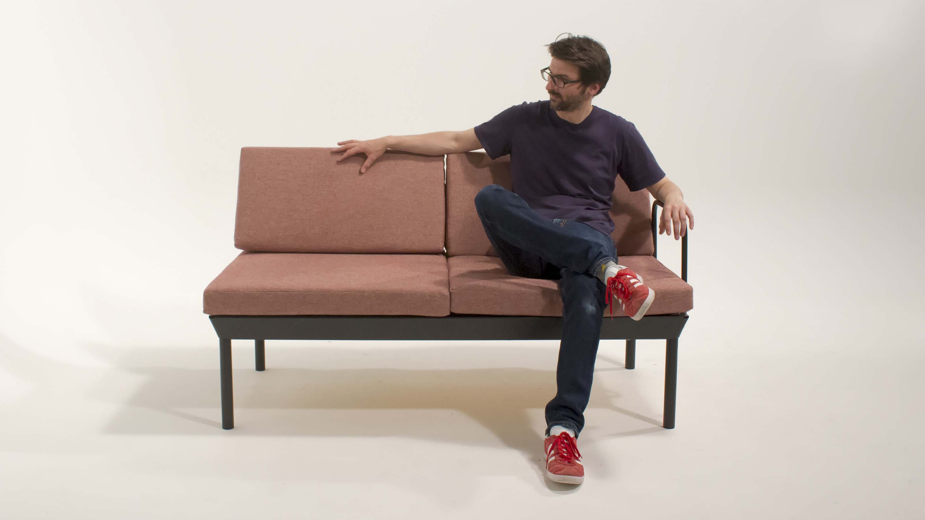 Steven and the sustainable couch