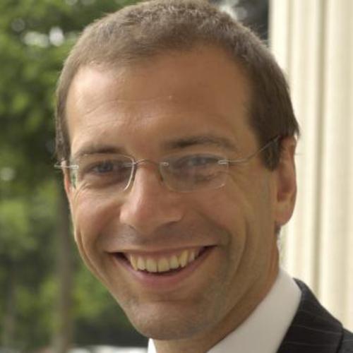 Professor Jonathon Gray profile-picture photograph