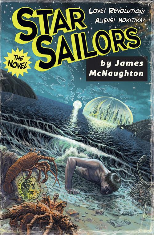 Star Sailors by James McNaughton