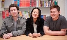 VUW Scholarship students