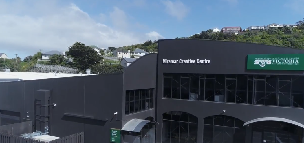 Watch a video about the Miramar Creative Centre.
