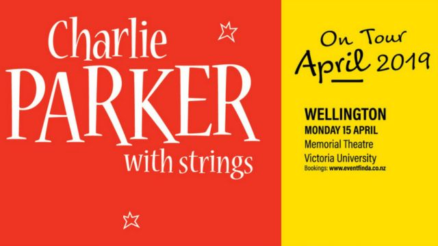 Charlie Parker with Strings poster