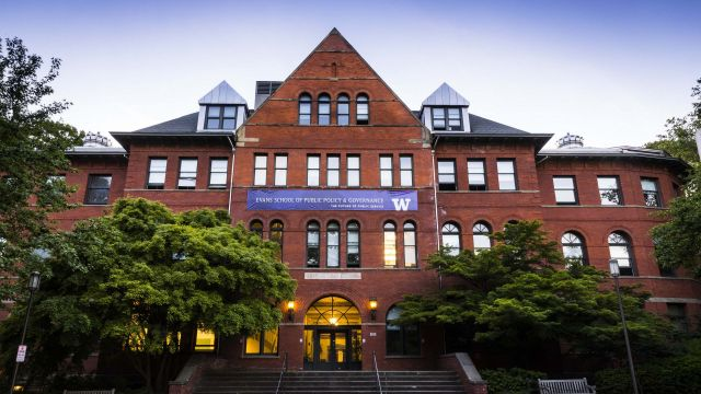 Evans School of Public Policy & Governance