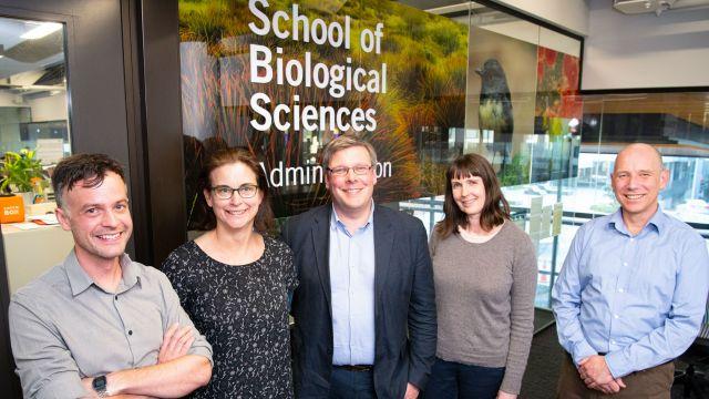 Genomics Aotearoa visit
