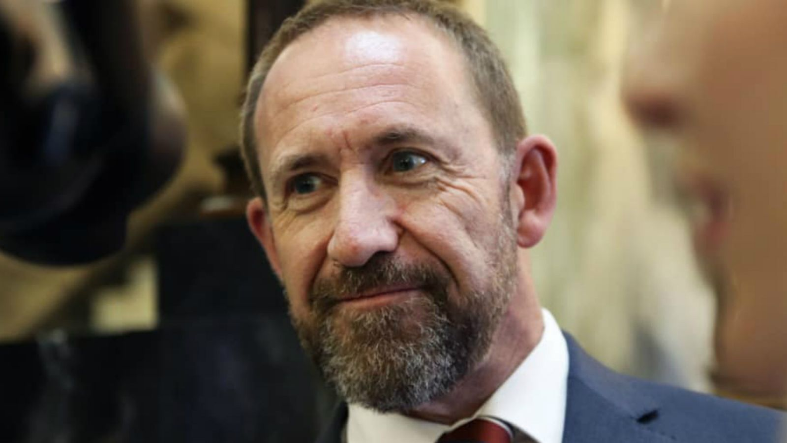 Image of Andrew Little  [Photo: Lynn Grieveson, Newroom]
