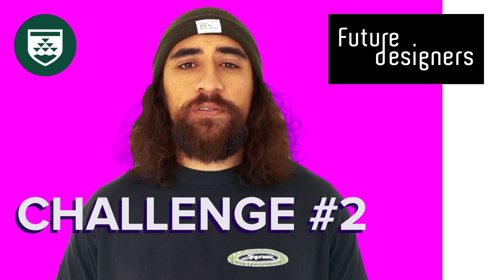 Youtube video image – 'future designers challenge 2'.