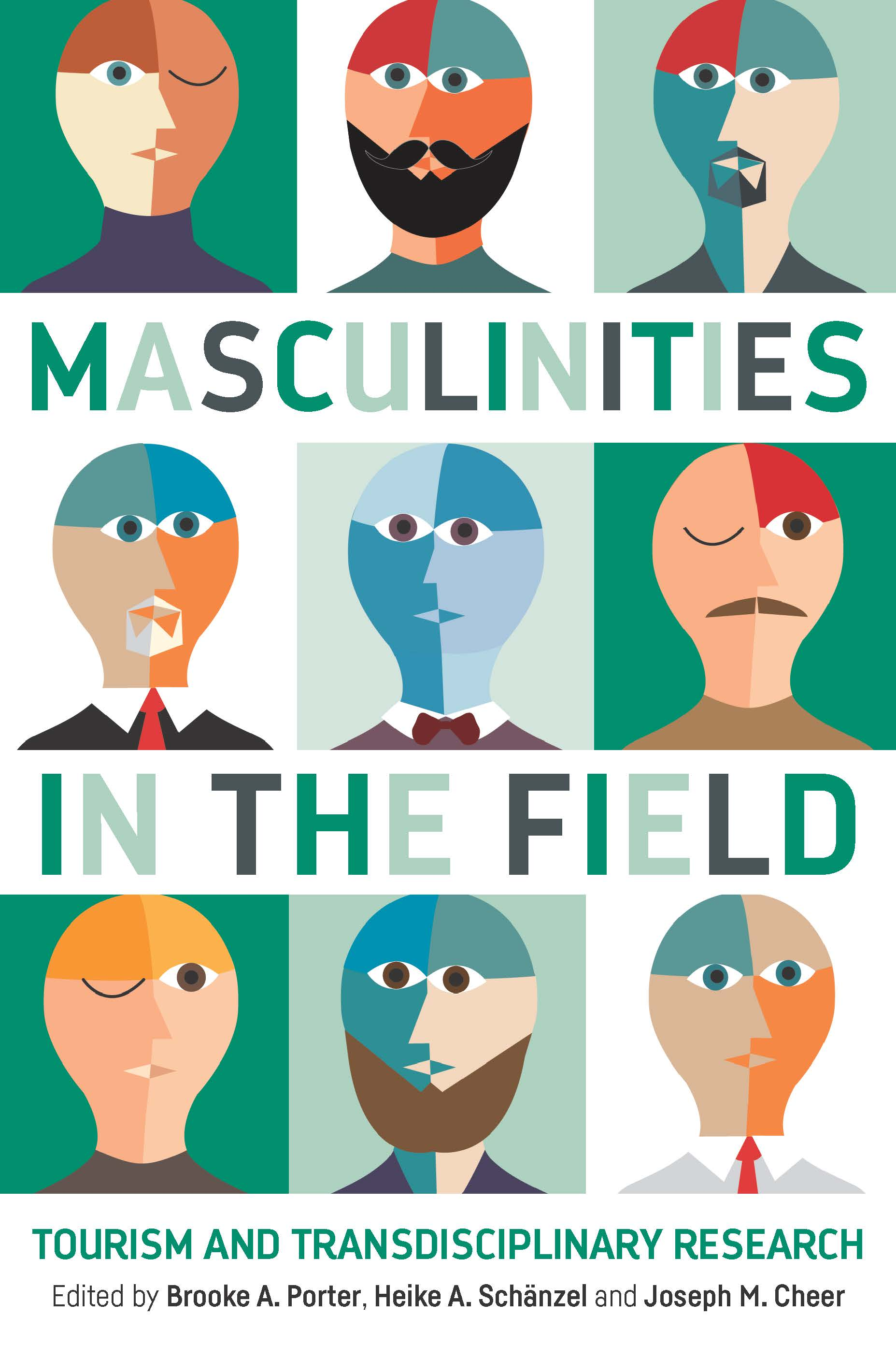 Maculinities in the Field book cover