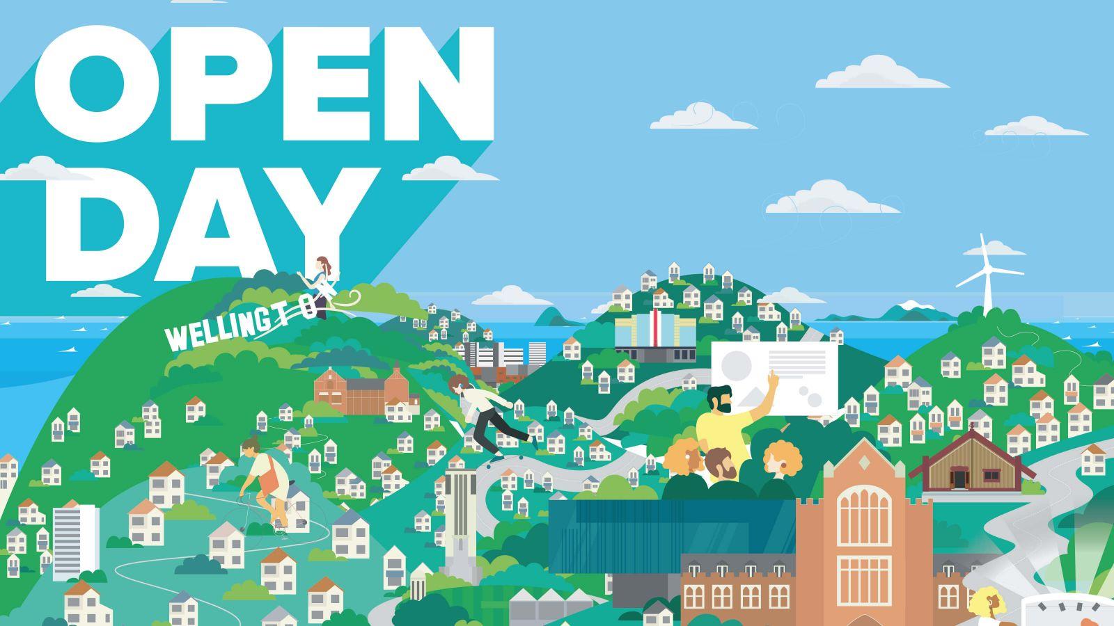 Register for Open Day