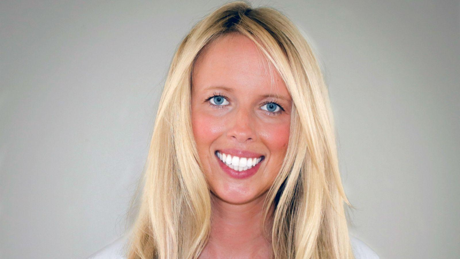 PhD candidate Anna Kurek