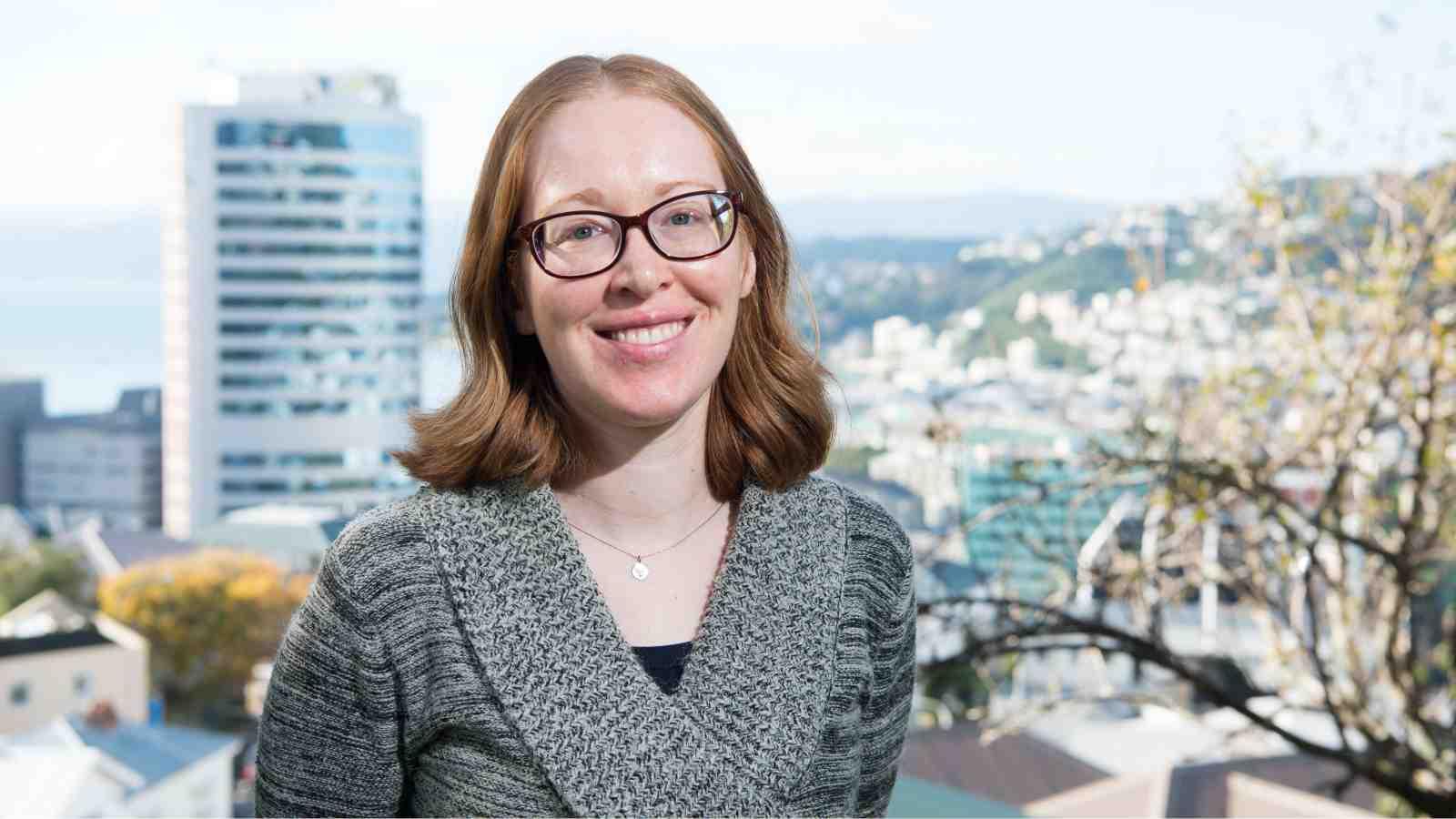 PhD candidate Hazel Godfrey