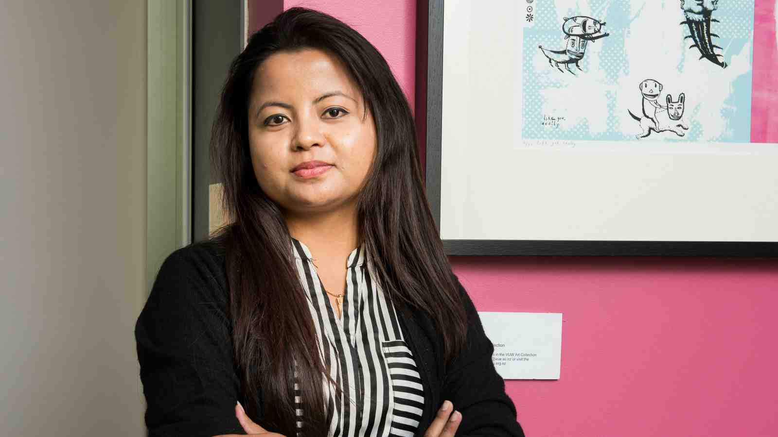 A profile image of PhD graduate in International Business, Himadree Phookan.