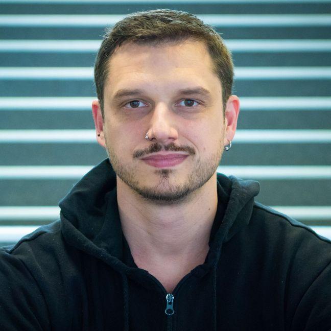 Gerard Janse van Rensburg profile-picture photograph