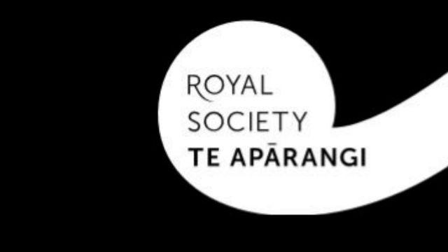 Banner - Royal Society, Te Apārangi.