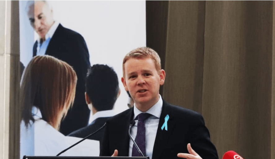 Minister of State Sector, Chris Hipkins