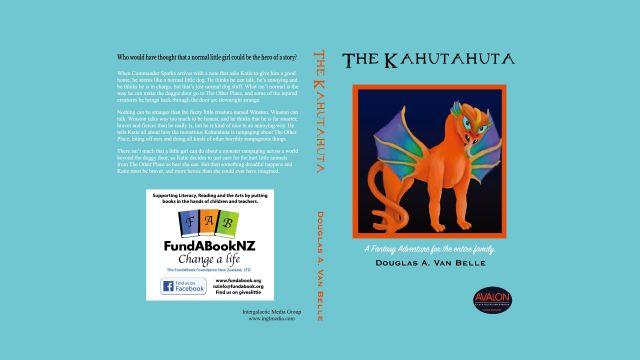 The cover of The Kahutahuta