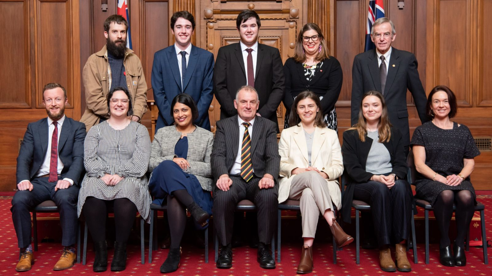 2020 Parliamentary Internship Programme