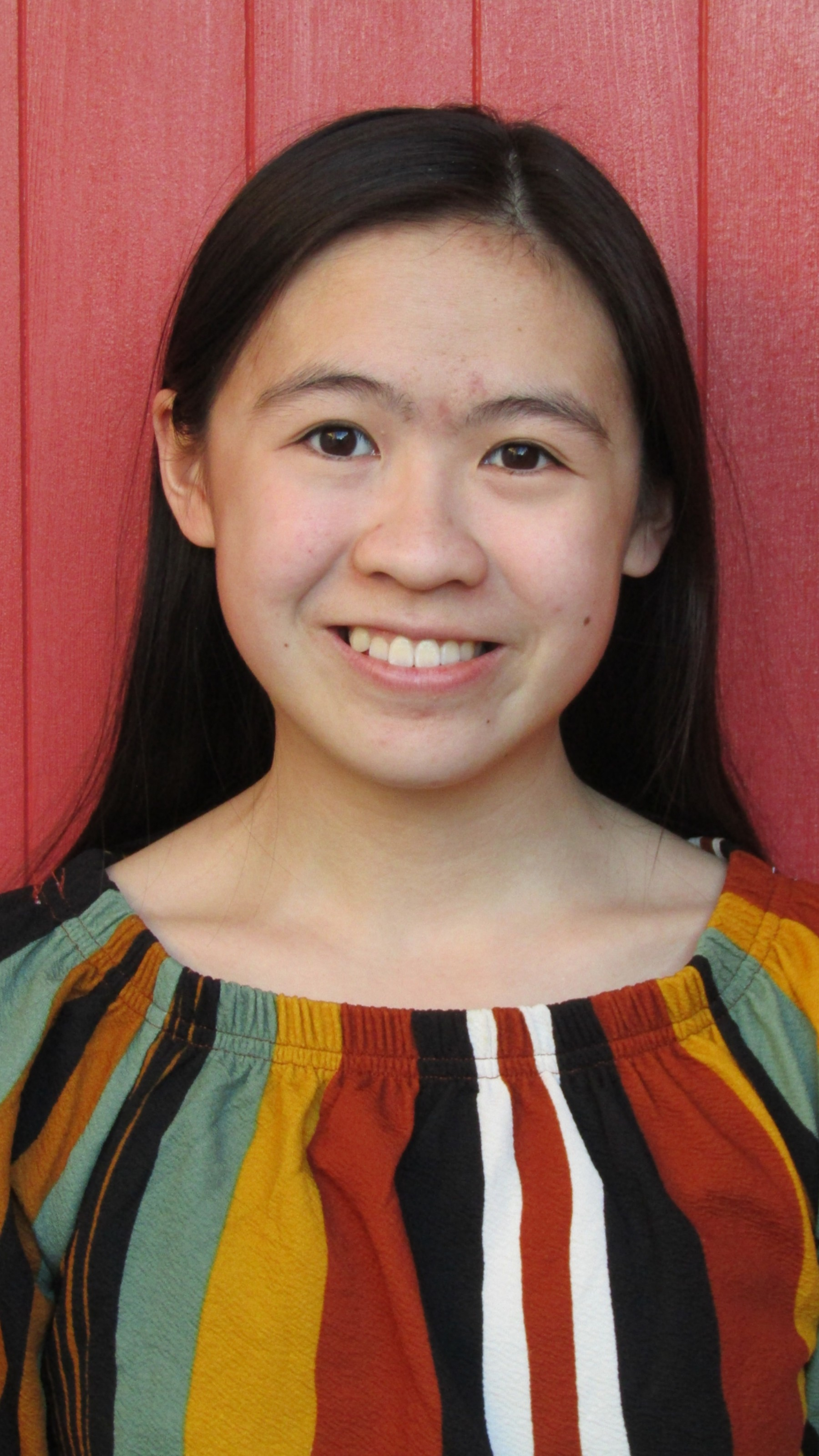 Image of E Wen Wong; 2020 National Schools Poetry Award winner