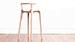 A slender chair design by design student Oscar Pipson