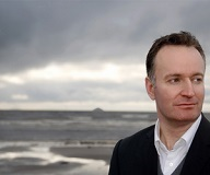 Image of author Andrew O'Hagan. (Image: Broad Daylight, courtesy of NZ Festival Writers Week.)