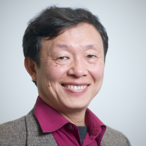 Prof James Liu profile-picture photograph