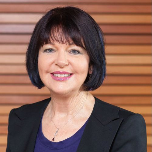 Associate Professor Coral Ingley profile-picture photograph