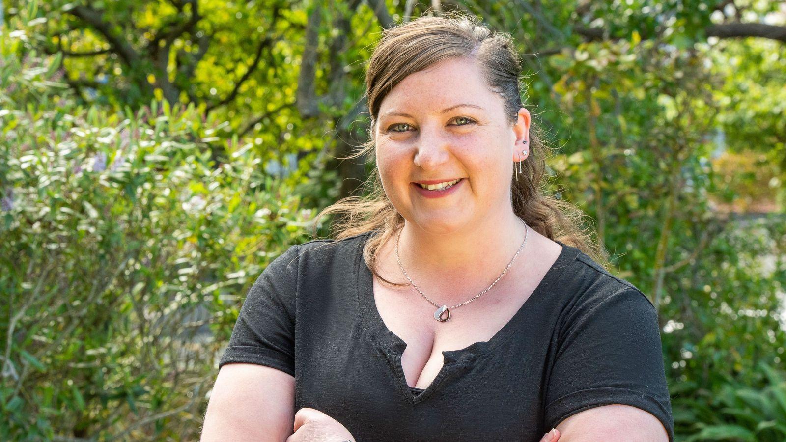 PhD Candidate Michaela Pettie