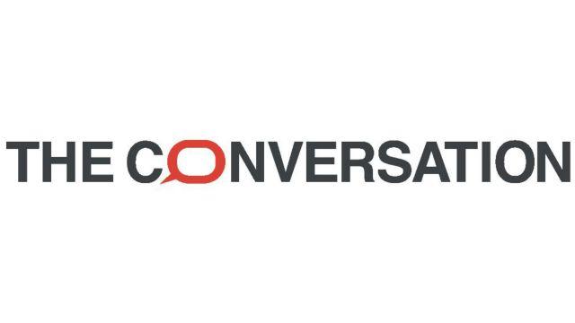 Logo - The Conversation.