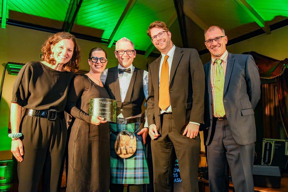 Australasian Green Gown Awards