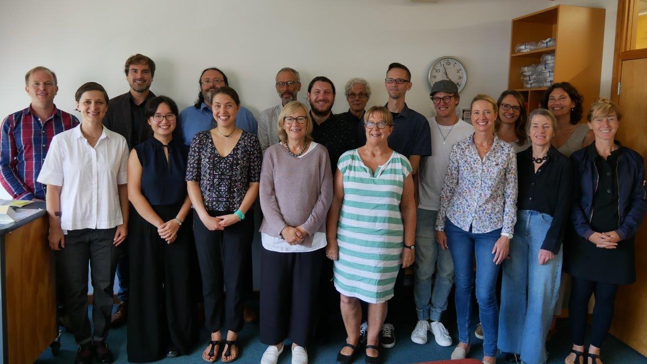 German Colloquium 2020 attendees.