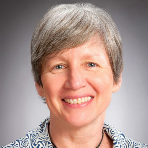 Prof Margaret Hyland profile-picture photograph