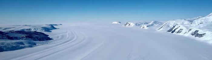 Skelton Glacier, Antarctica