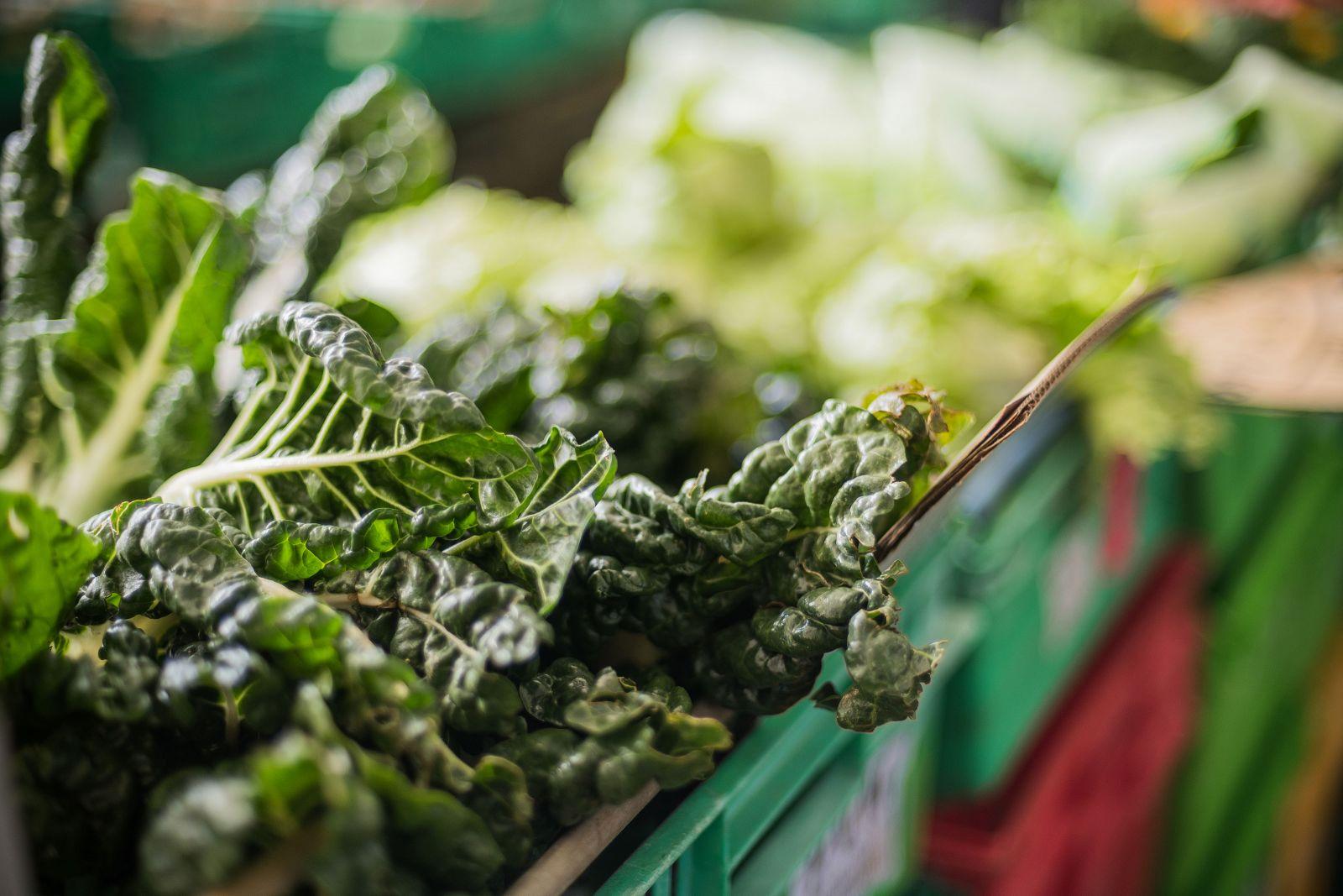 vegetable market produce