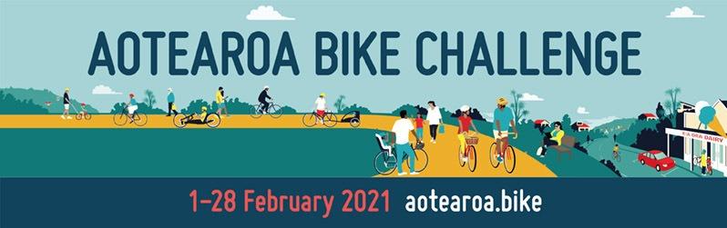 Aotearoa bike challenge 2021