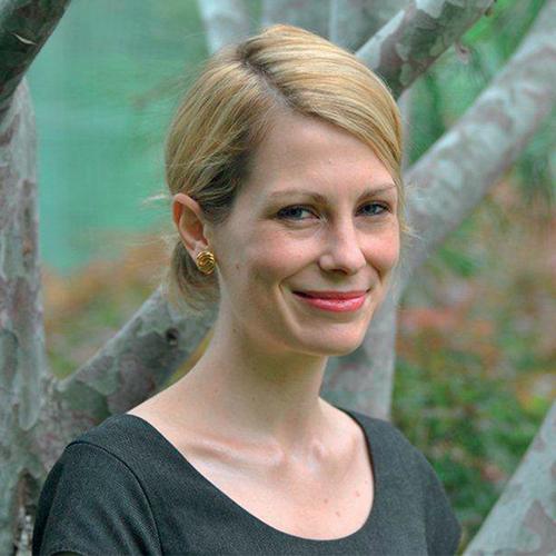 Victoria Alumni Alexandra Grace, Regional director - Education New Zealand