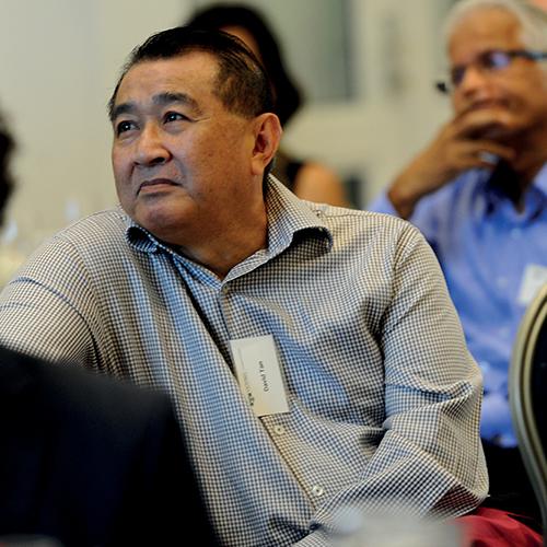 Victoria Alumni David Tan, Managing director - Delphi Bioscience Asia