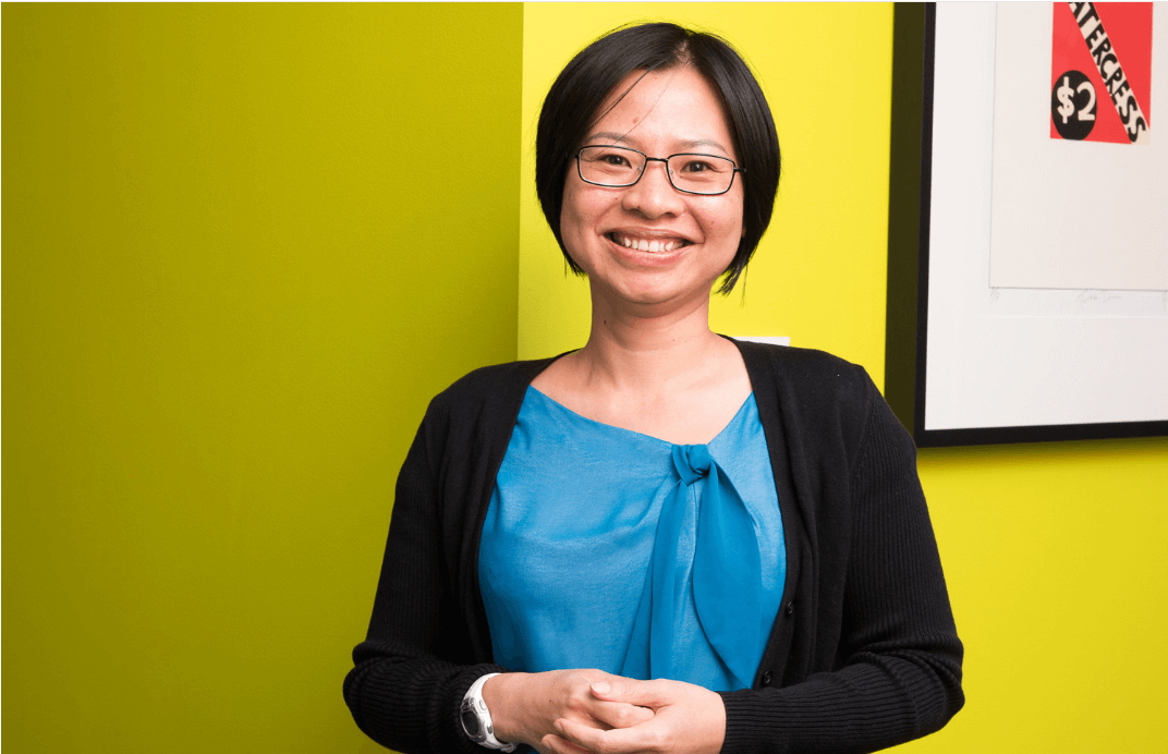 A profile image of PhD student in International Business, Thao Nguyen.