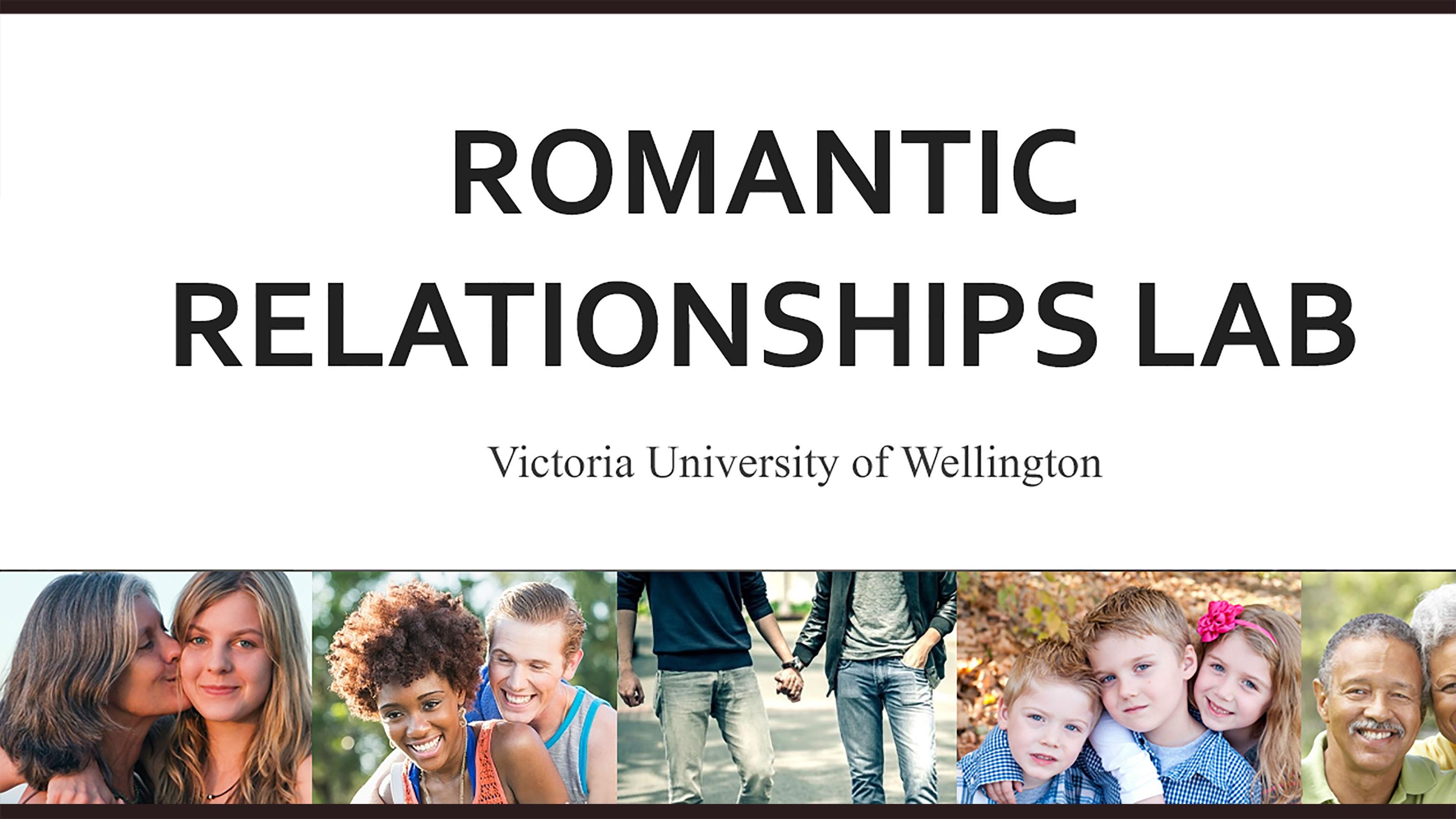Romantic relationships lab