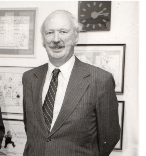 Malcolm Templeton, first IPS Director
