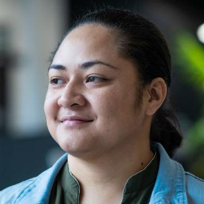 New Zealand Scholarship student Meleteukialupe Soakai