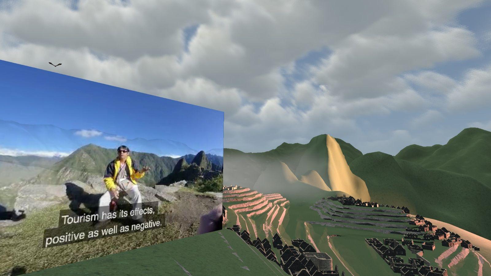 virtual reality gaming software tool