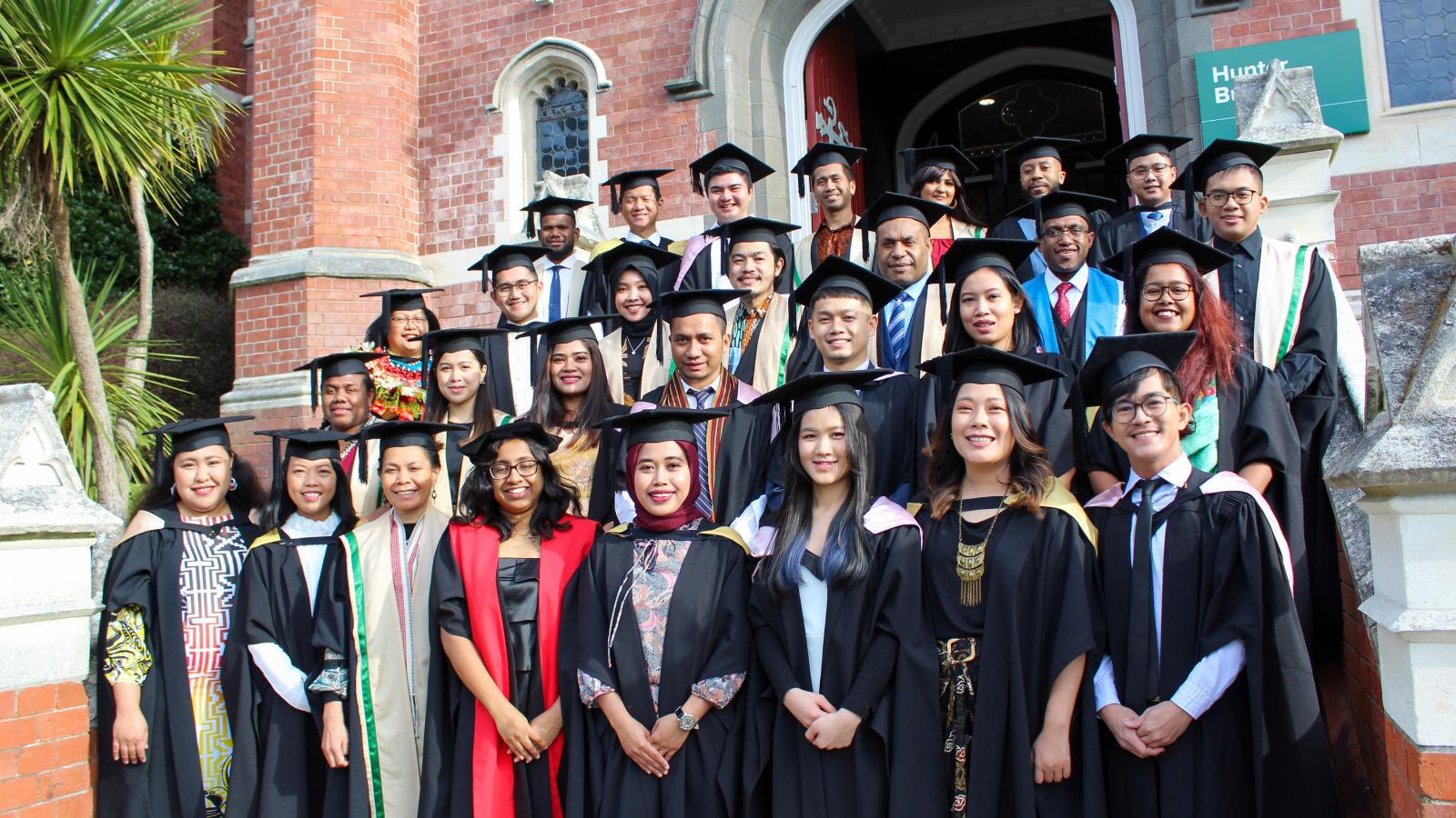 International scholars recognised